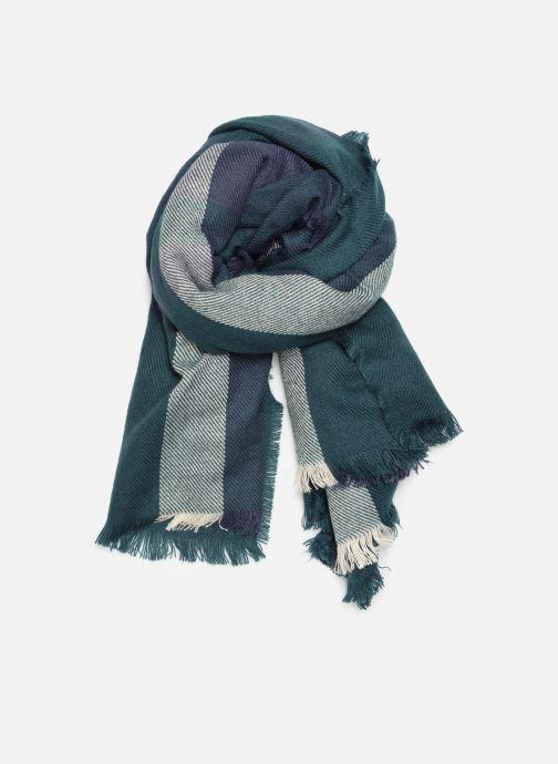 Echarpes et Foulards Pieces Jovene Scarf Bleu vue détail/paire