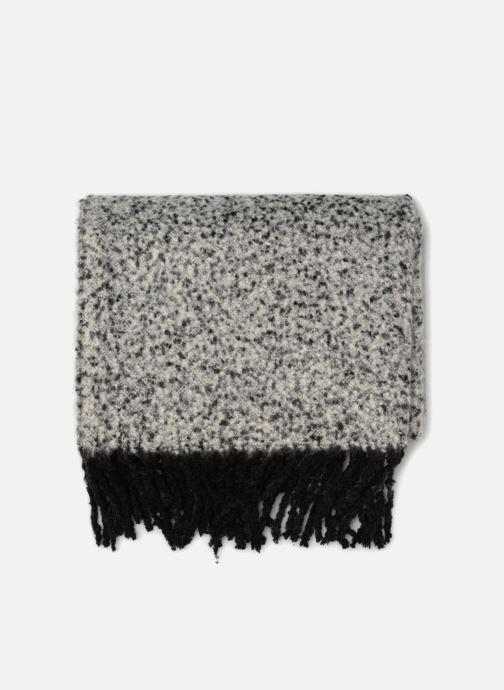 Sjaal Pieces Jera Long Scarf Grijs model