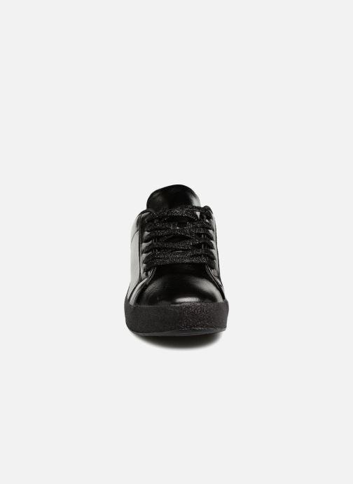 Baskets I Love Shoes THASKET Noir vue portées chaussures