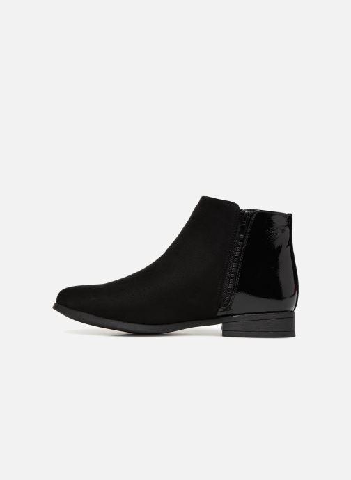 Boots en enkellaarsjes I Love Shoes THIBRA Zwart voorkant