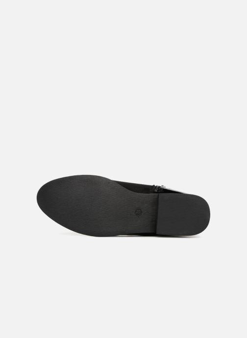 Bottines et boots I Love Shoes THIBRA Noir vue haut