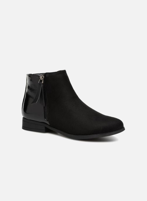 Ankle boots I Love Shoes THIBRA Black detailed view/ Pair view