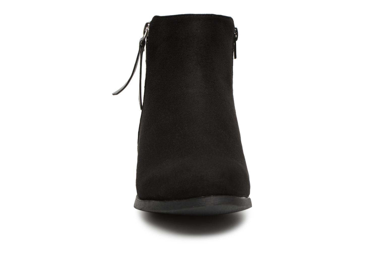 Bottines et boots I Love Shoes THIBRA Noir vue portées chaussures