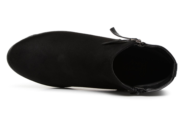 Bottines et boots I Love Shoes THIBRA Noir vue gauche