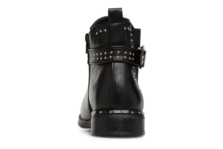 Boots en enkellaarsjes I Love Shoes THACLOU Zwart rechts