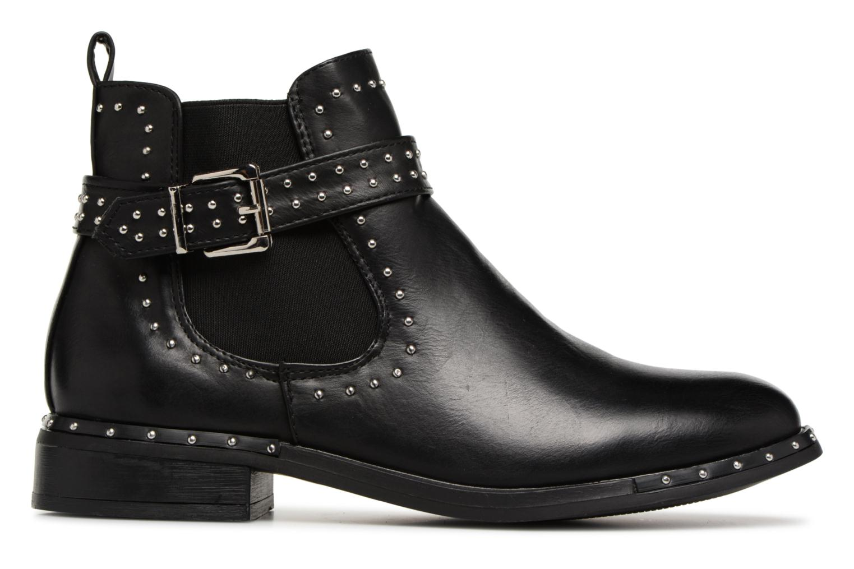 Boots en enkellaarsjes I Love Shoes THACLOU Zwart achterkant