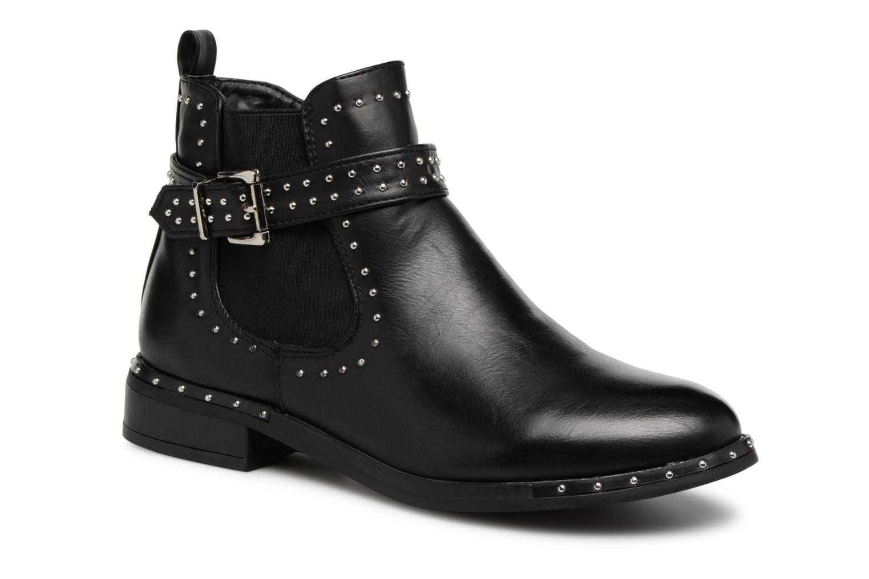 Boots en enkellaarsjes I Love Shoes THACLOU Zwart detail