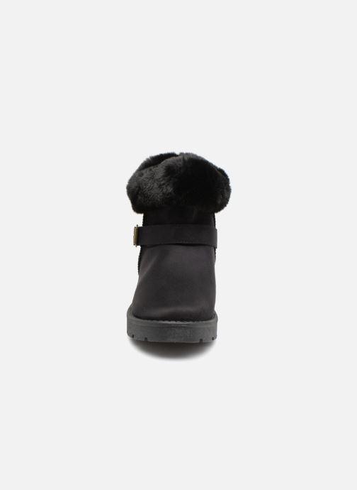 Stivaletti e tronchetti I Love Shoes THEOCHAUD Nero modello indossato