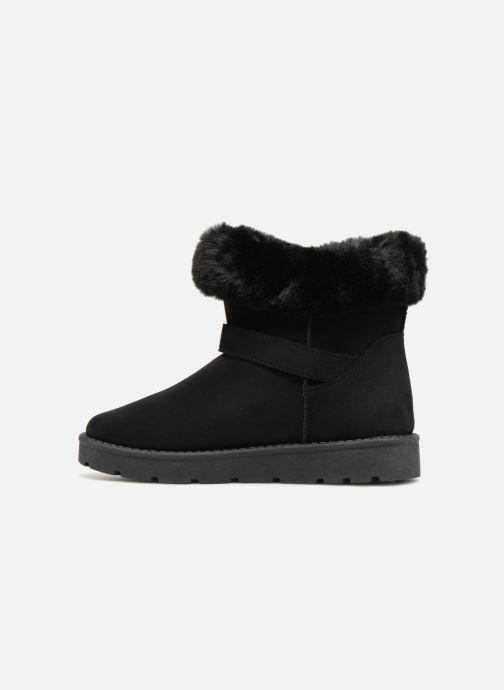 Botines  I Love Shoes THEOCHAUD Negro vista de frente