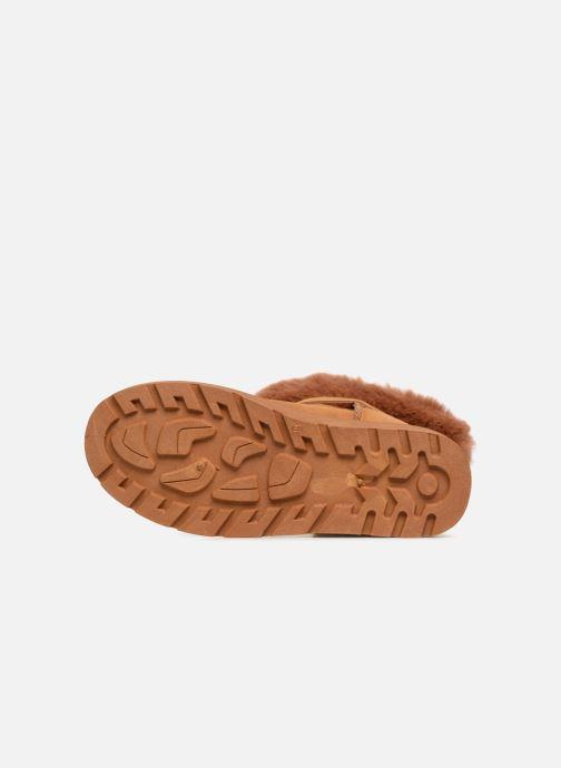 Botines  I Love Shoes THEOCHAUD Marrón vista de arriba