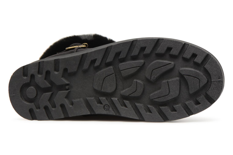 Bottines et boots I Love Shoes THEOCHAUD Noir vue haut