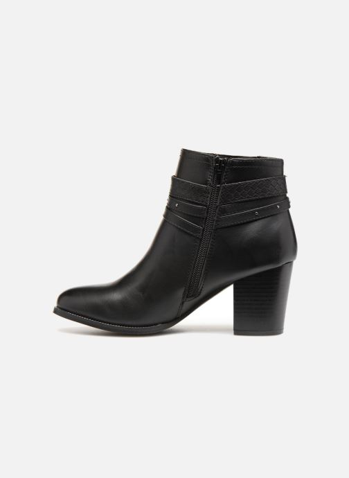 Bottines et boots I Love Shoes THIBORA Noir vue face