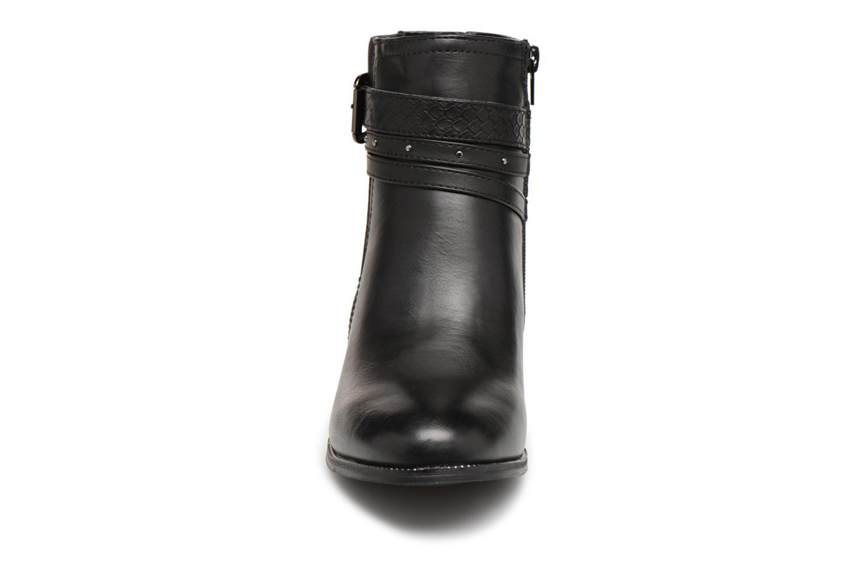Bottines et boots I Love Shoes THIBORA Noir vue portées chaussures