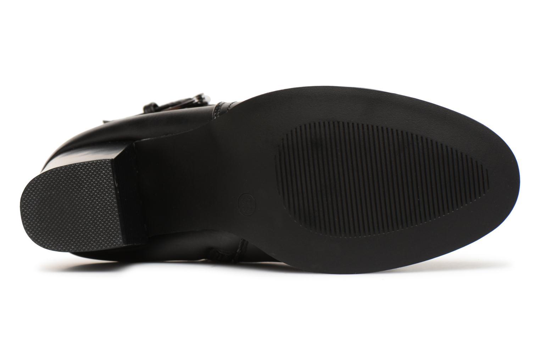 Bottines et boots I Love Shoes THIBORA Noir vue haut