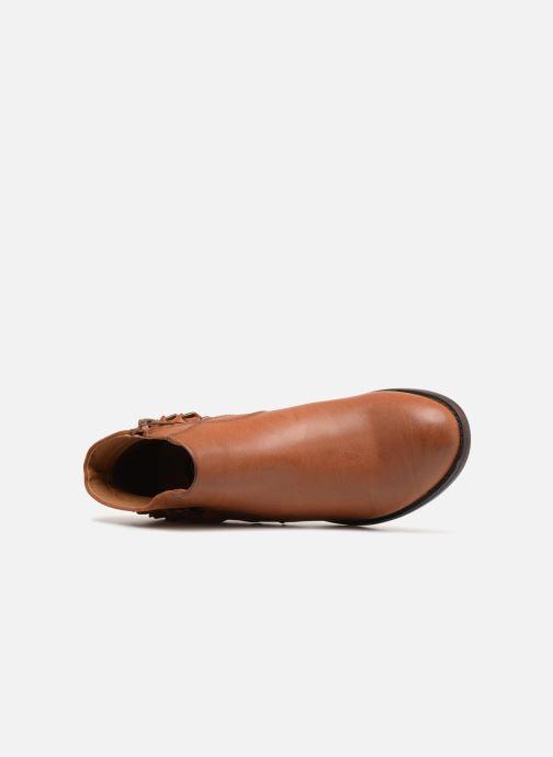 Bottines et boots I Love Shoes THITI Marron vue gauche