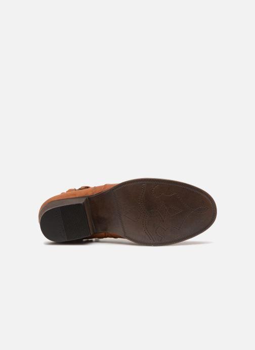 Bottines et boots I Love Shoes THITI Marron vue haut