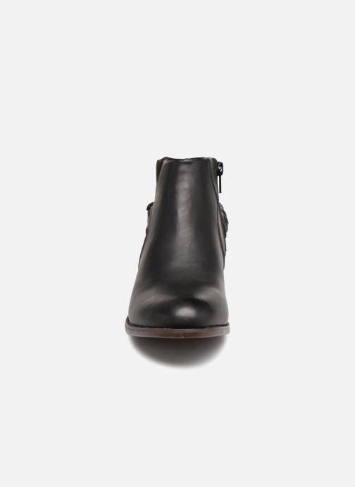 Stiefeletten & Boots I Love Shoes THITI schwarz schuhe getragen