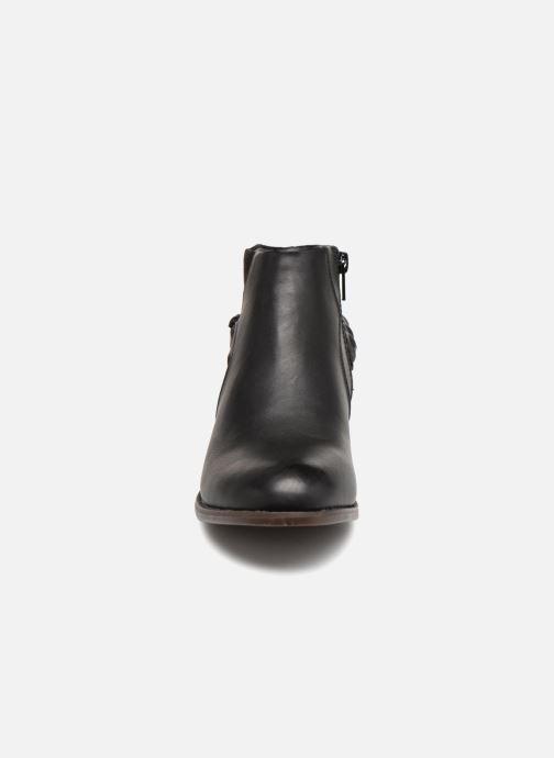 Bottines et boots I Love Shoes THITI Noir vue portées chaussures