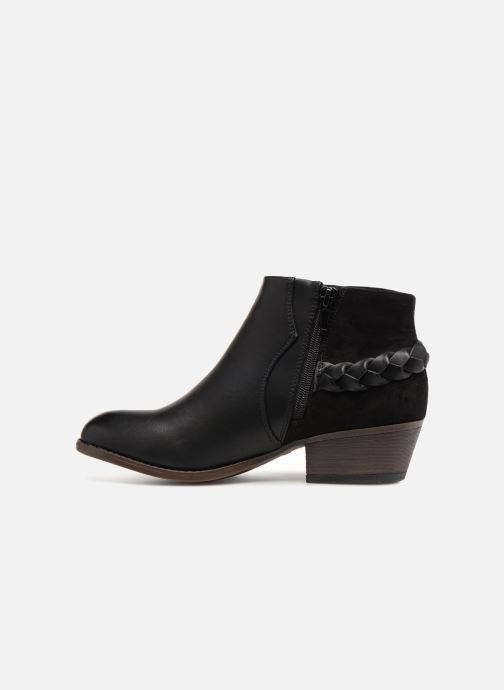 Bottines et boots I Love Shoes THITI Noir vue face