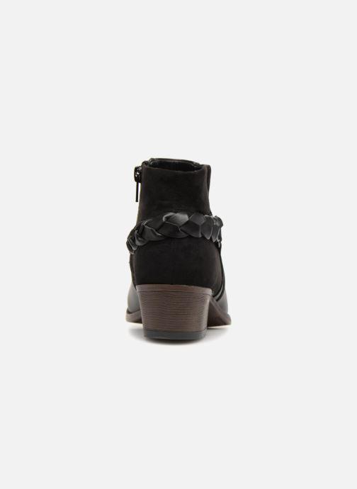 Bottines et boots I Love Shoes THITI Noir vue droite