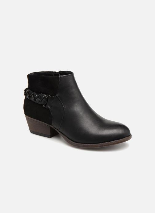 Bottines et boots I Love Shoes THITI Noir vue détail/paire