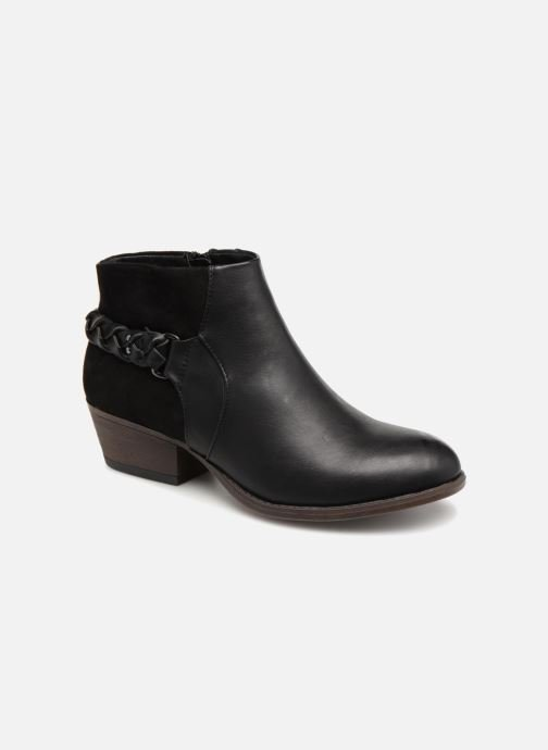 Bottines et boots I Love Shoes THITI Noir vue détail/paire