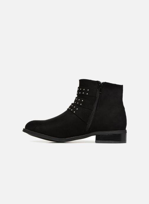 Botines  I Love Shoes THRIDA Negro vista de frente
