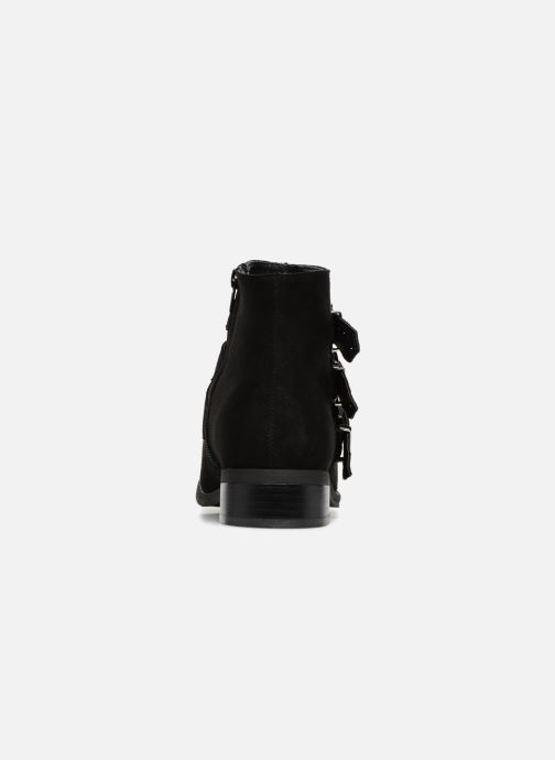 Botines  I Love Shoes THRIDA Negro vista lateral derecha