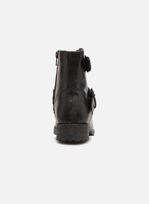 Thimina Et Bottines I Love Shoes Black Boots Leather XZuPTOki