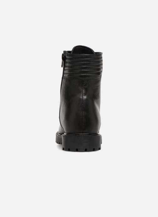 Boots en enkellaarsjes I Love Shoes THERANGER Leather Zwart rechts