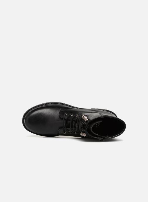 Bottines et boots I Love Shoes THERANGER Leather Noir vue gauche