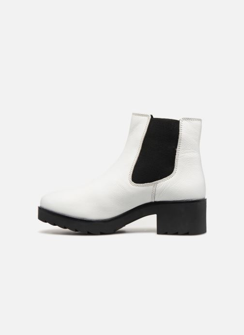 I Love Shoes Thelana Leather (wit) - Boots En Enkellaarsjes(328922)