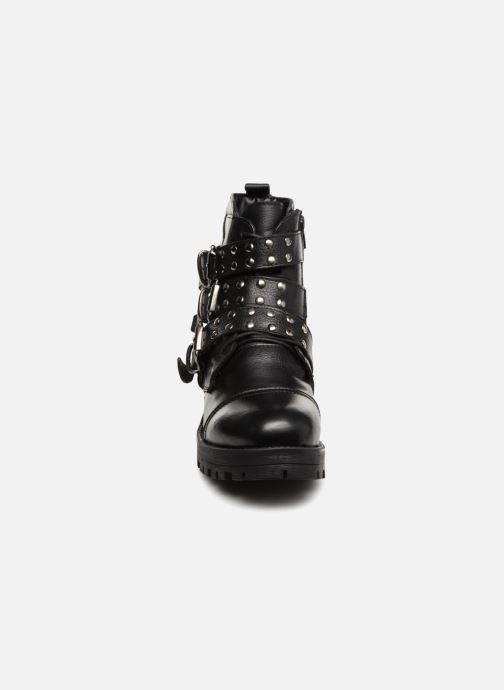 Botines  I Love Shoes THIBOUCLE Leather Negro vista del modelo