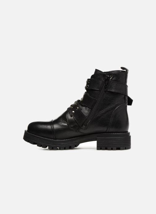Botines  I Love Shoes THIBOUCLE Leather Negro vista de frente
