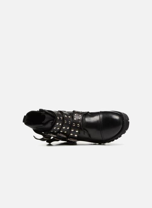 I Leather Thiboucle Et Love Shoes Bottines Boots Black wPk0nO