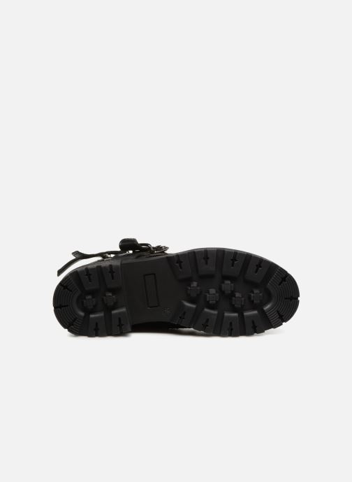 Botines  I Love Shoes THIBOUCLE Leather Negro vista de arriba