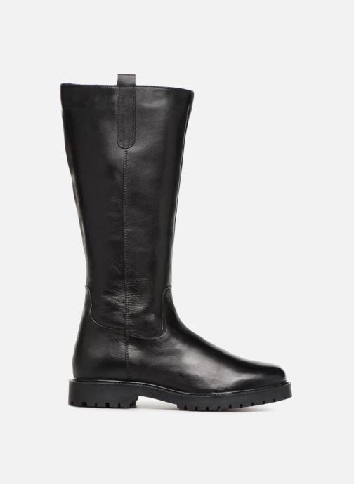Boots & wellies I Love Shoes THOLANA Leather Black back view