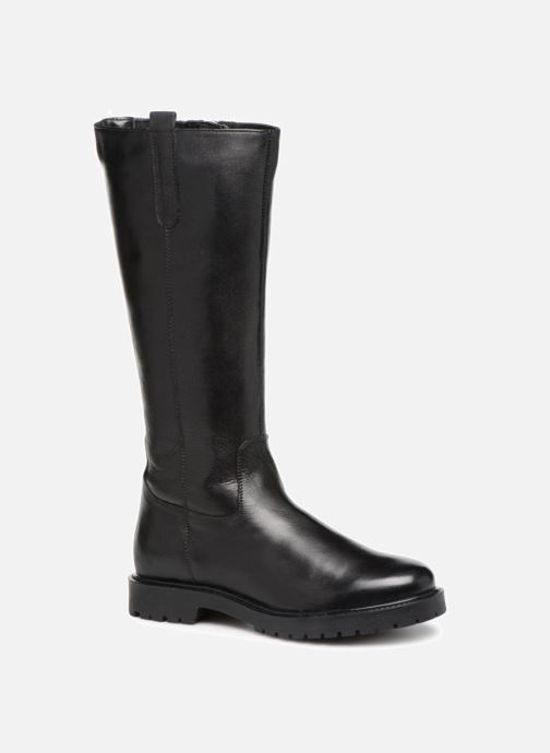 Boots & wellies I Love Shoes THOLANA Leather Black detailed view/ Pair view