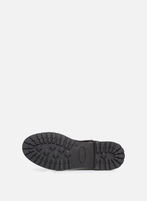Bottes I Love Shoes THOLANA Leather Noir vue haut