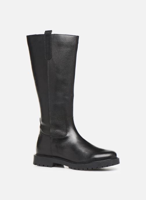 Bottes I Love Shoes THOLANA Leather Noir vue détail/paire