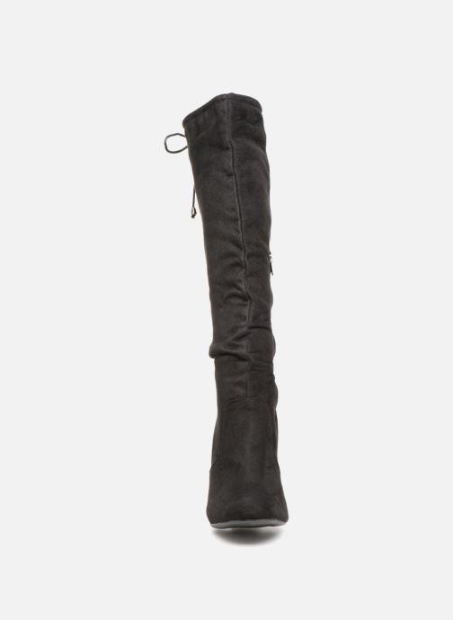 Stiefel I Love Shoes THERA schwarz schuhe getragen