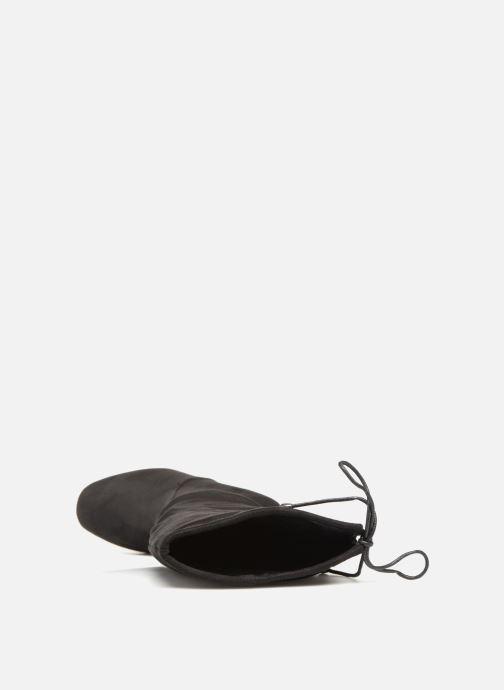 Botas I Love Shoes THERA Negro vista lateral izquierda