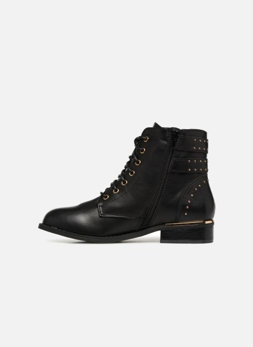 Bottines et boots I Love Shoes THIBOA Noir vue face