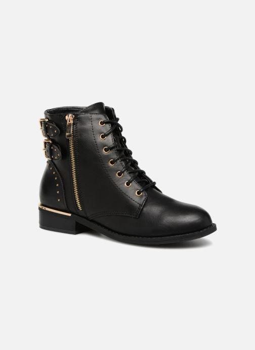Bottines et boots I Love Shoes THIBOA Noir vue détail/paire