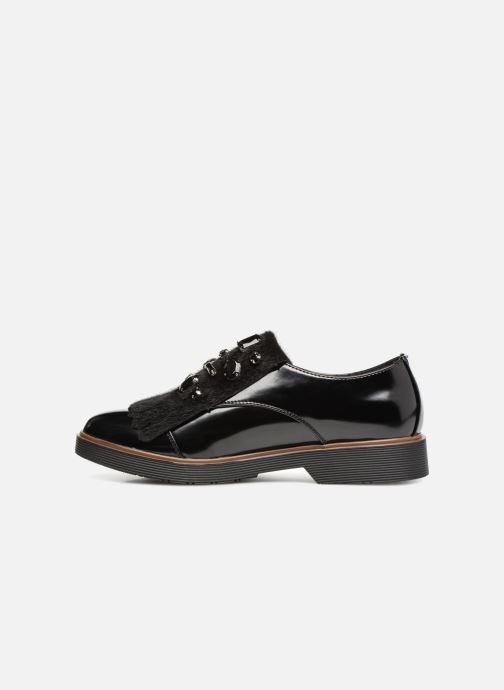 Slipper I Love Shoes THIJOUX schwarz ansicht von vorne