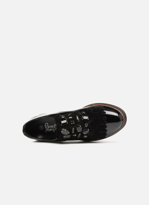 Mocasines I Love Shoes THIJOUX Negro vista lateral izquierda