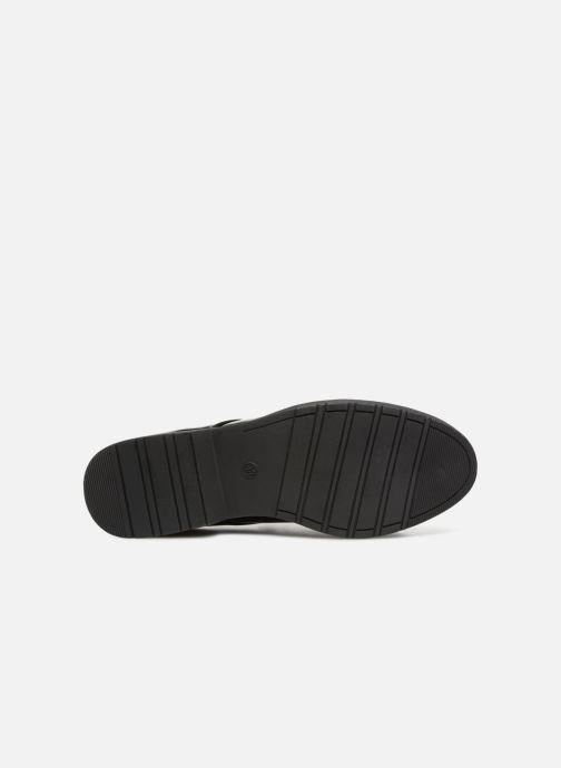 Mocassins I Love Shoes THIJOUX Noir vue haut