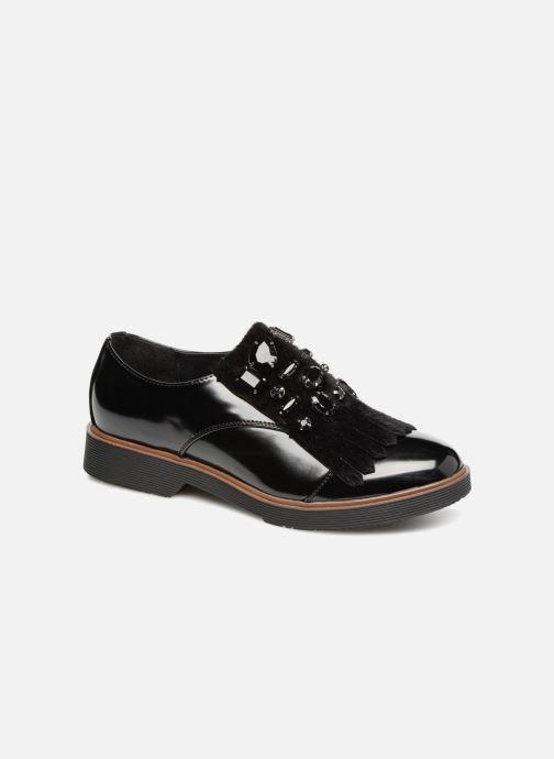 Mocassins I Love Shoes THIJOUX Noir vue détail/paire