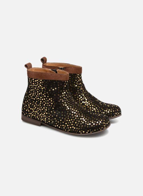 Boots en enkellaarsjes PèPè Elga Bruin 3/4'