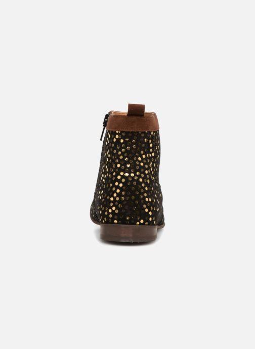 Boots en enkellaarsjes PèPè Elga Bruin rechts